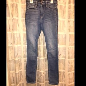 Girls Hollister Jeans